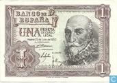 Espagne 1 peseta