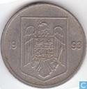 Romania 5 lei 1993