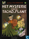 Bandes dessinées - Professeur la Palme - Het mysterie van de tacho-plant
