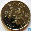 "Kroatien 20 Lipa 1995 ""50 years of F.A.O."""