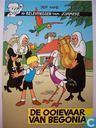 Bandes dessinées - Gil et Jo - De ooievaar van Begonia