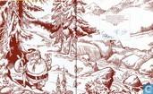 Comic Books - Douwe Dabbert - Het gemaskerde opperhoofd