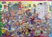 find the mouse. nieuw zeelandse puzzel