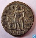 Romeinse Keizerrijk Cyzicus Follis van Keizer Maximinus II Daia 312 n.Chr.