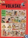 Comic Books - Ons Volkske (tijdschrift) - 1972 nummer  17