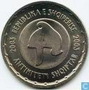 Albanie 50 leke 2003