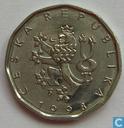 Czech Republic 2 korun 1998