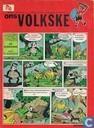 Strips - Ons Volkske (tijdschrift) - 1972 nummer  1