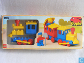 Lego 2705 Duplo Trein