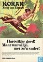 Comic Books - Jonge Havik - Vrij spel voor bandieten als alle mannen van het stadje op zoek zijn naar een weggelopen jongen...