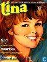 Bandes dessinées - Tina (tijdschrift) - 1980 nummer  37