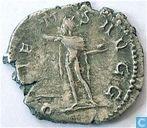 Romisches Kaiserreich Antoninianus von Kaiser Valerian 257-259 n.Chr.