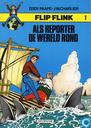 Strips - Flip Flink - Als reporter de wereld rond