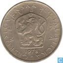Czechoslovakia 5 korun 1978