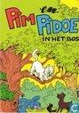 Pim en Pidoe in het bos