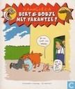 Bert en Bobje met vakantie!