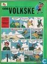 Bandes dessinées - Ons Volkske (tijdschrift) - 1972 nummer  6