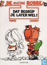 Bandes dessinées - Petit Spirou, Le - Dat begrijp je later wel!