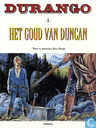 Comics - Durango - Het goud van Duncan