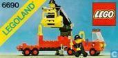 Lego 6690 Snorkel Pumper