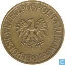 Polen 5 zlotych 1984