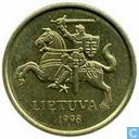 Lithuania 10 centu 1998