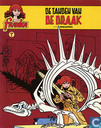 Comic Books - Franka - De tanden van de draak