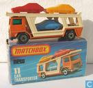 Voitures miniatures - Lesney /Matchbox - Bedford Car Transporter