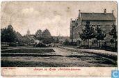 Bergen op Zoom. Artillerie-Kazerne.