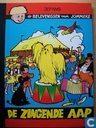 Strips - Jommeke - De zingende aap