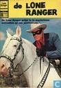 Bandes dessinées - Jonge Havik - De Lone Ranger grijpt in in mysterieuze overvallen op een postkoetslijn!