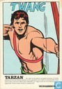 Bandes dessinées - Lone Ranger - De Lone Ranger verlost een stad van zeven zware jongens!