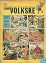 Strips - Ons Volkske (tijdschrift) - 1966 nummer  16