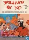 Strips - Paling en Ko - De geschiedenis van Paling en Ko