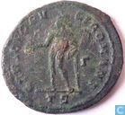 Romeinse Rijk, AE Follis, 293-305 AD, Galerius as Caesar under Diocletianus, Thessalonica, 302-303 AD