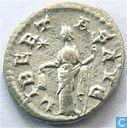 Romeinse Keizerrijk Denarius van Keizer Severus Alexander 222 n.Chr.