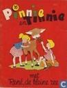 Pinnie en Tinnie met René, de kleine ree