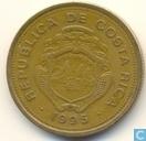 Costa Rica Colones 100 1995