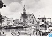 Kom van de Haven en Grote Kerk