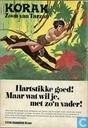 Strips - Tarzan - Dodelijke hinderlaag
