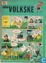 Strips - Ons Volkske (tijdschrift) - 1972 nummer  44
