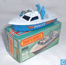 Modelauto's  - Lesney /Matchbox - Police Launch Boat
