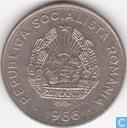 Rumänien 25 Bani 1966
