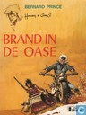 Comics - Andy Morgan - Brand in de oase