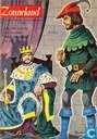 Bandes dessinées - Zonneland (tijdschrift) - Nummer  20