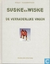 Comic Books - Willy and Wanda - De verraderlijke Vinson