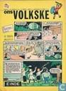 Bandes dessinées - Ons Volkske (tijdschrift) - 1965 nummer  52