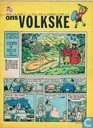 Bandes dessinées - Ons Volkske (tijdschrift) - 1966 nummer  1