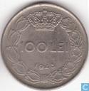 Rumänien 100 Lei 1943