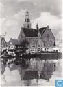 Grote kerk en havenkom